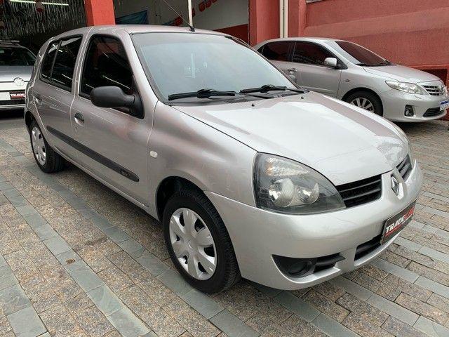 Renault Clio 1.0 flex 4p Ótimo Estado!  - Foto 3