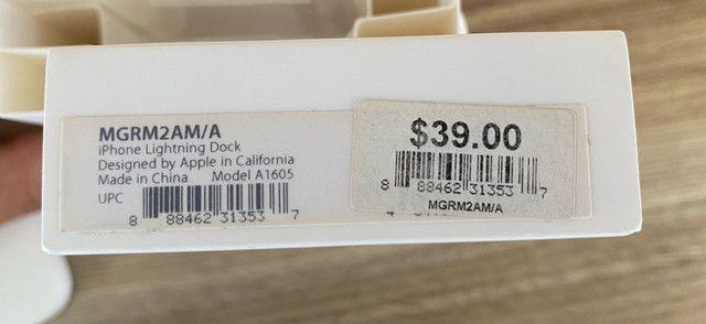 iPhone Lightning Dock Base Carregadora Original Apple - Foto 6