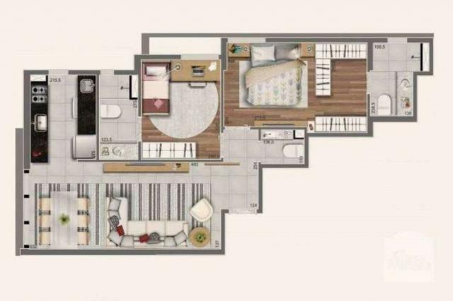 Lourdes 1580 - 60m² a 71m² - 2 quartos - Belo Horizonte - MG - Foto 6