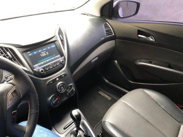 Hyundai HB20S Premium Automático Completo, Zerado - Foto 6
