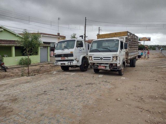 Caminhão 8_150 delivery 2007 30.000 - Foto 3