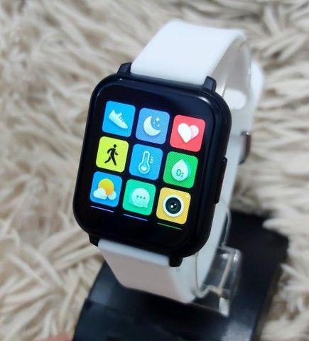 Relógio Smartwatch Digital Importado T82 Lançamento - Foto 2