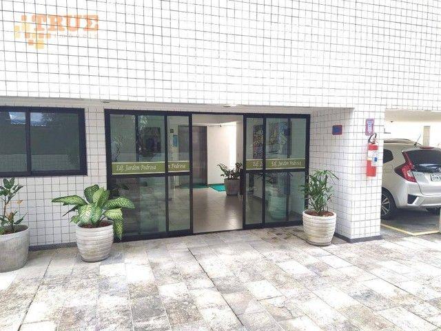 Apartamento com 3 dormitórios à venda, 72 m² por R$ 430.000,00 - Aflitos - Recife/PE - Foto 12