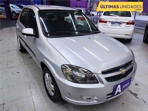 Chevrolet Celta 1.0 MPFI LT 8V FLEX 4P MANUAL - Foto 3