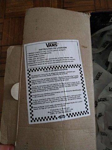 Tênis Vans legitimo na caixa - Foto 5