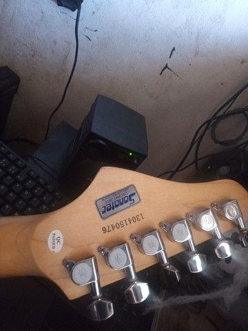 Guitarra nova - Foto 4