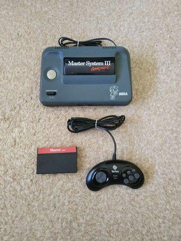 Master System e Everdrive