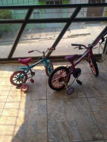Três Bicicletas - Foto 2