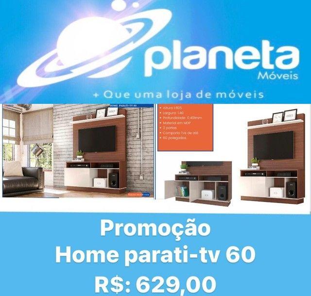 HOME PARATI TV 60 PROMOÇÃO // AQUÁRIO AQUÁRIO