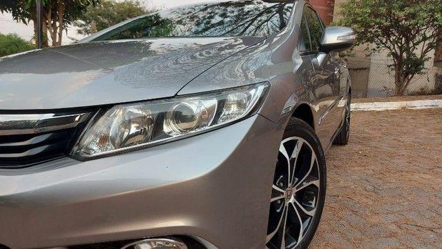 Honda Civic EXR - 2014 - Foto 7