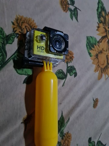 Vende filmadora a prova de agua
