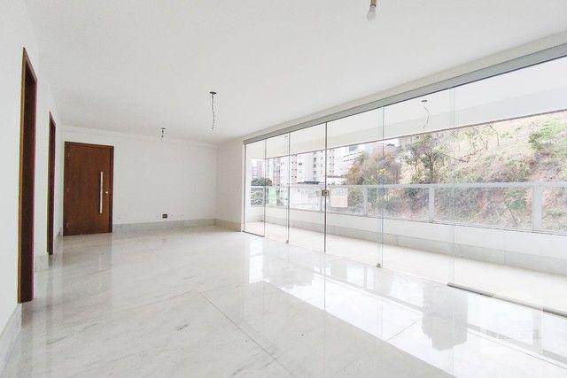 Apartamento à venda com 4 dormitórios em Luxemburgo, Belo horizonte cod:348351 - Foto 2