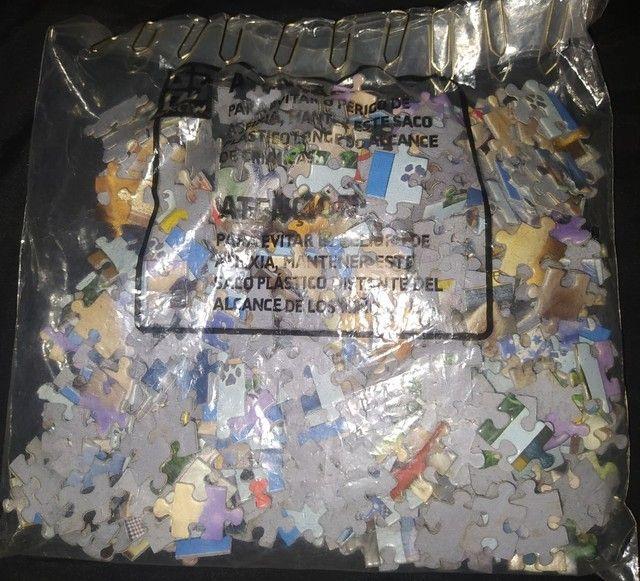 Vendo Quebra Cabeça 500 Peças Grow Original - Foto 4