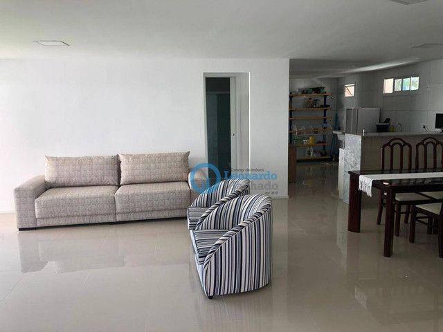 Apartamento com 3 dormitórios à venda, 110 m² por R$ 530.000 - Porto das Dunas - Aquiraz/C - Foto 11