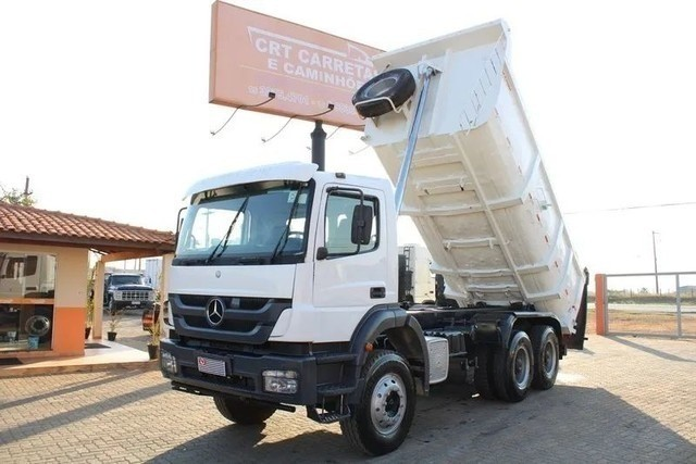 Caminhão Caçamba MB                                                                - Foto 4