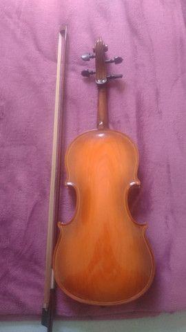 Violino Artesanal Manson (Super Novo) - Foto 3