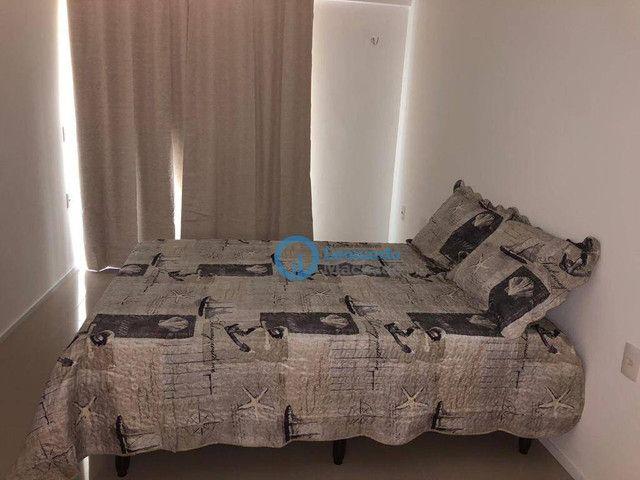 Apartamento com 3 dormitórios à venda, 110 m² por R$ 530.000 - Porto das Dunas - Aquiraz/C - Foto 9