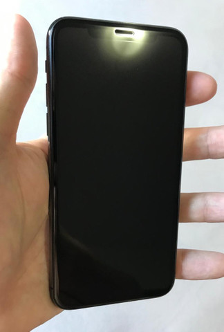 VENDO - IPHONE X 256GB Black SEM RISCO - Foto 2