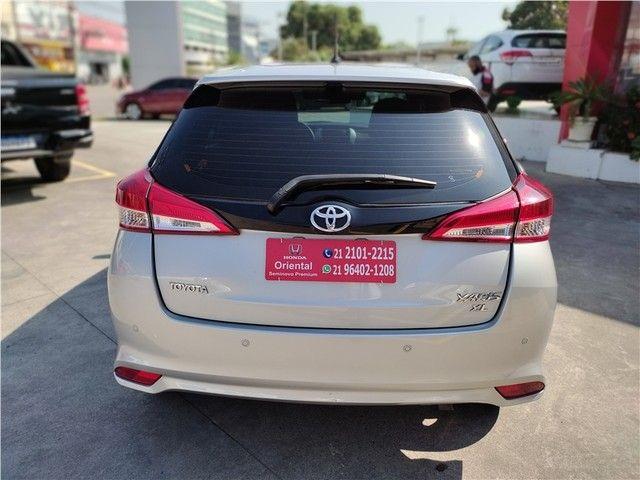Toyota Yaris 2019 1.3 16v flex xl plus tech multidrive - Foto 5