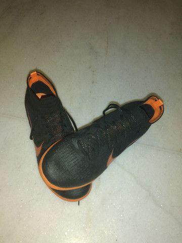 Chuteira Nike Mercurial Futsal Elite - Foto 3