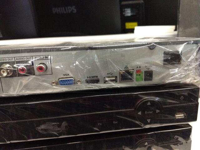 DVR Intelbras Vd3108/3008 sem HD 8 canais  - Foto 3