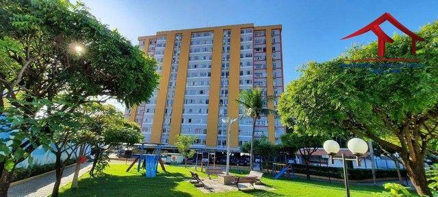 Apartamento com 3 dormitórios à venda por R$ 240.000,00 - Parangaba - Fortaleza/CE