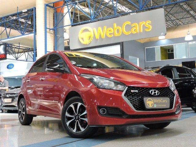 Hyundai HB20 1.6 R-Spec Flex 16v - Automático 2017.