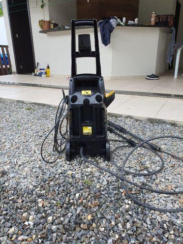 Lavadora de Alta Pressão Vonder LAV 1800 2000 Libras 1800W 220V Preto e Amarelo - Foto 6