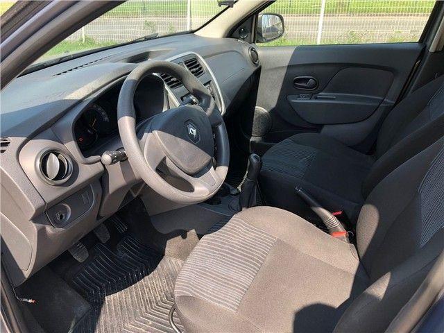 Renault Logan 2020 1.0 12v sce flex authentique manual - Foto 9