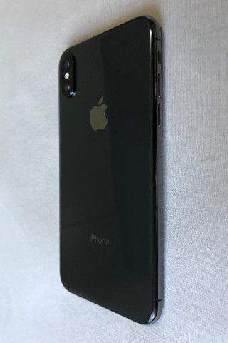 VENDO - IPHONE X 256GB Black SEM RISCO - Foto 6