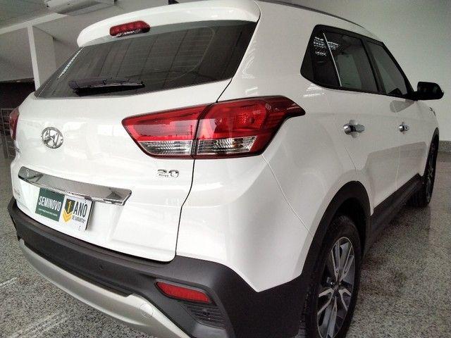 Hyundai Creta 2.0 16V FLEX PRESTIGE AUTOMATICO - Foto 6