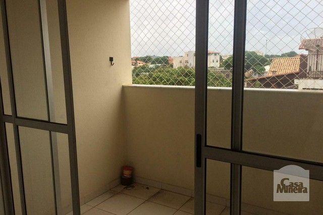 Apartamento à venda com 3 dormitórios em Santa mônica, Belo horizonte cod:348288 - Foto 3