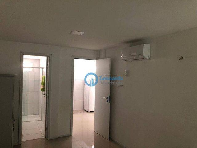 Apartamento com 3 dormitórios à venda, 110 m² por R$ 530.000 - Porto das Dunas - Aquiraz/C - Foto 6