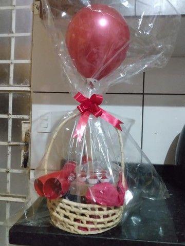 Cestas de chocolates para o dia dos namorados  - Foto 4