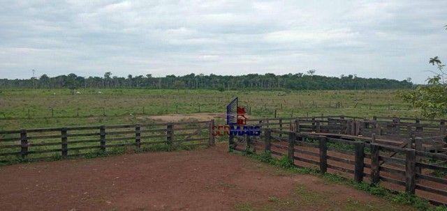 Fazenda com 1 dormitório à venda, por R$ 10.500.000 - Zona Rural - São Francisco do Guapor - Foto 2