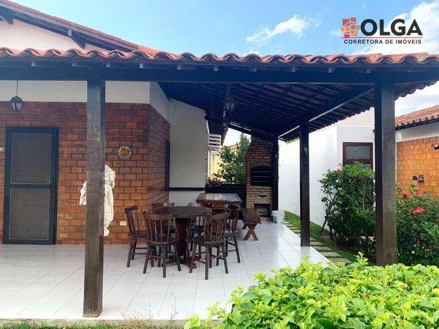Casa com área gourmet em condomínio fechado, à venda - Gravatá/PE - Foto 2