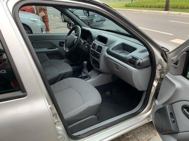 Renault Clio 1.0 flex 4p Ótimo Estado!  - Foto 15