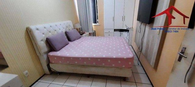 Apartamento com 3 dormitórios à venda por R$ 240.000,00 - Parangaba - Fortaleza/CE - Foto 20
