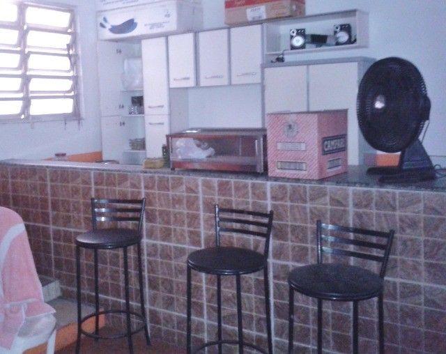 Vendo/alugo loja de esquina com amplo mezanino no centro de São Vicente/SP - Foto 13