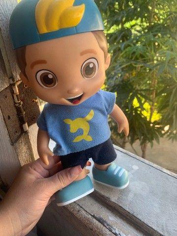 Lucas neto boneco  - Foto 2