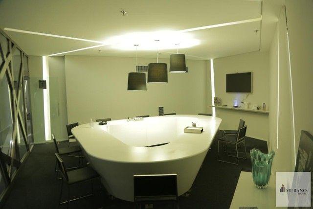 Sala/Conjunto para venda com 42 metros quadrados em Valongo - Santos - SP - Foto 7
