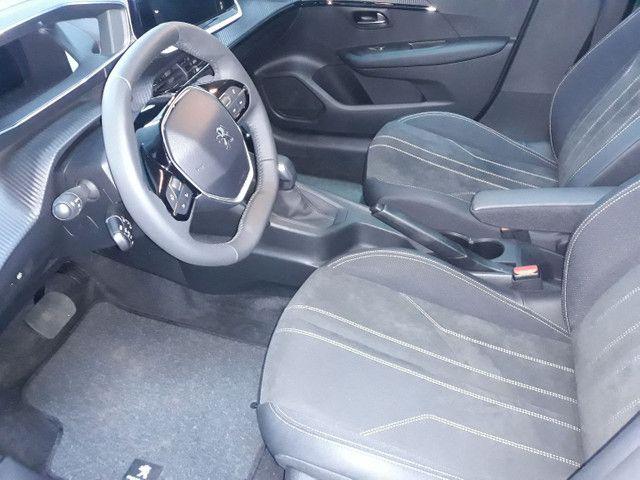 Peugeot 208 griffe 2021 aut.mais teto - Foto 4