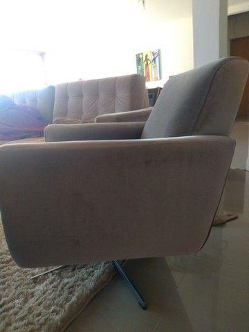Cadeira Giratória [ Usada em perfeito estado ]  - Foto 3