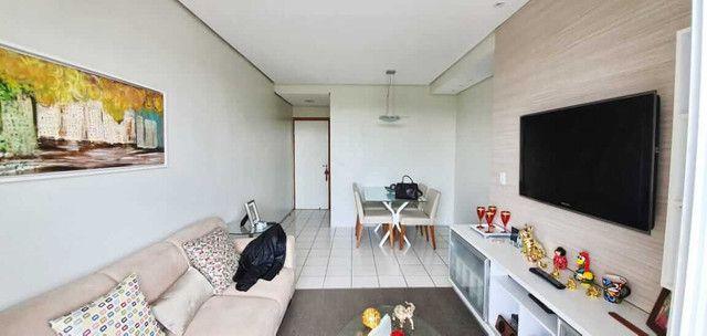 44 Apartamento no Bairro dos Noivos 71m² com 03 quartos, todo mobiliado!(TR55717) MKT - Foto 3