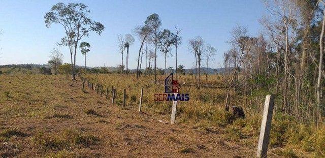 Sítio com 1 dormitório à venda, por R$ 3.150.000 - Zona Rural - Presidente Médici/RO - Foto 6