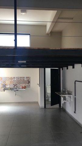 Loft estilo industrial lindo no São Francisco