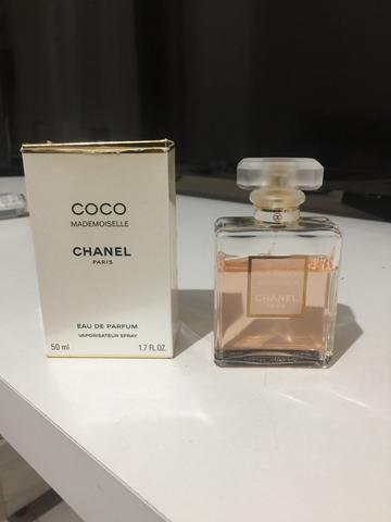 Perfume Original Chanel Coco Mademoiselle fragrância maravilhosa