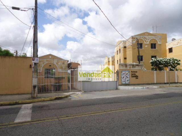 Apartamento 2 quartos locação, Cidade Satelite, Natal