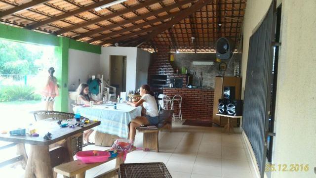 Chácara de 10.000m² no Corumbá III. Casa, piscina aquecida, área de lazer c/ churrasqueira - Foto 5