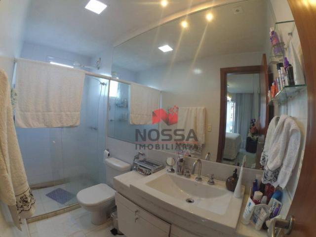 Apartamento 3 quartos em Jardim Camburi com 4 vagas, montado e decorado - Foto 14